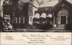 Betsey Mills Dining Room