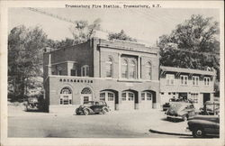 Trumansburg Fire Station