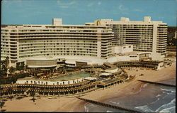 Fontainebleau Hotel, Cabana and Yacht Club