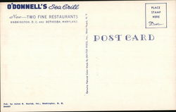O'Donnell's Sea Grill