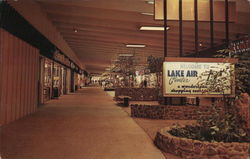The Air Conditioned Mall of Lake Air Shopping Center