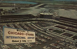 Welcome to Chicago-O'Hare International Airport