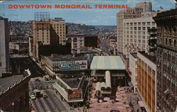 Downtown Monorail Terminal