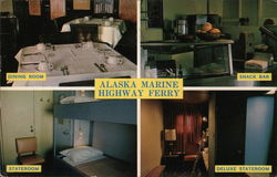 Alaska Highway Marine Ferry