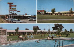 Tulare Inn Motel - Perry's Coffee Shop