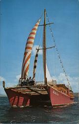 Henry J. Kasier's Catamaran - Ale Ale Kai V