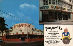 Pumpernik's Restaurant, Sandwich Shop & Pantry