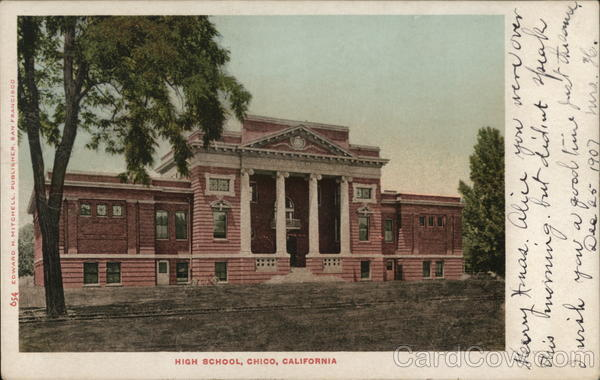 High School Chico California