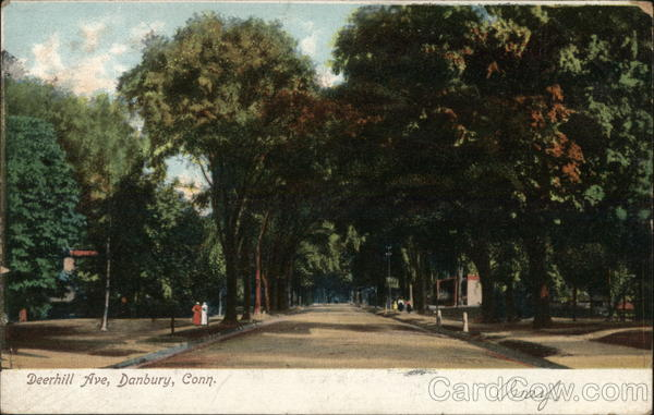 Deerhill Avenue Danbury Connecticut