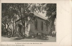 St. Michael's Church (Built 1714)
