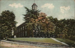 Lawrence County Court House Postcard