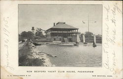 New Bedford Yacht Club House, Padanaram