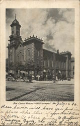 The Court House Postcard