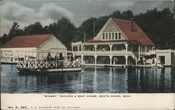 """Midway"" Pavilion & Boat House"