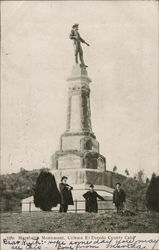 Marshall's Monument, El Dorado County