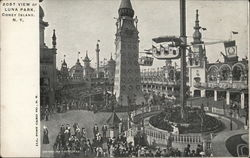 View of Luna Park