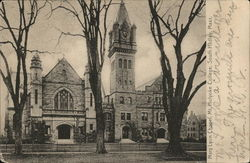 Mary Lyon Chapel, Mount Holyoke College