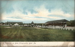 A Snapshot on York Fairgrounds