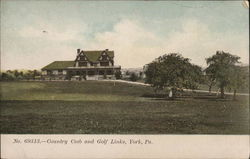 Country Club and Golf Links