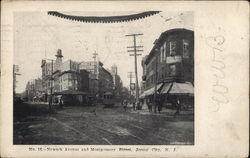 Newark Avenue and Montgomery Street