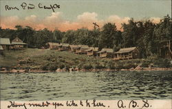 Rowe Pond Camps