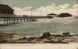 Surf and Pier