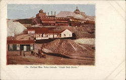 Portland Mine, Cripple Creek District