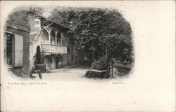 The Old Mill, Guy's Cliffe Postcard