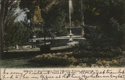 Grounds of the Vermont State Industrial School Postcard