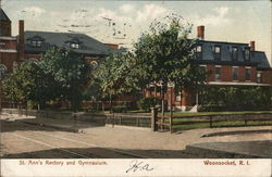 St. Ann's Rectory and Gymnasium