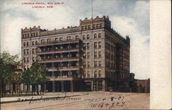 Lincoln Hotel, 9th and P