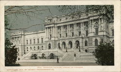 Entrance Pavilion, Library of Congress