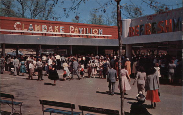 Clambake Pavilion, Lincoln Park North Dartmouth Massachusetts