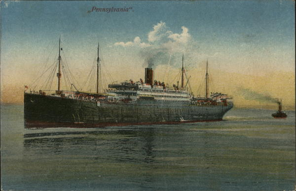 P.D. Pennsylvania Steamers
