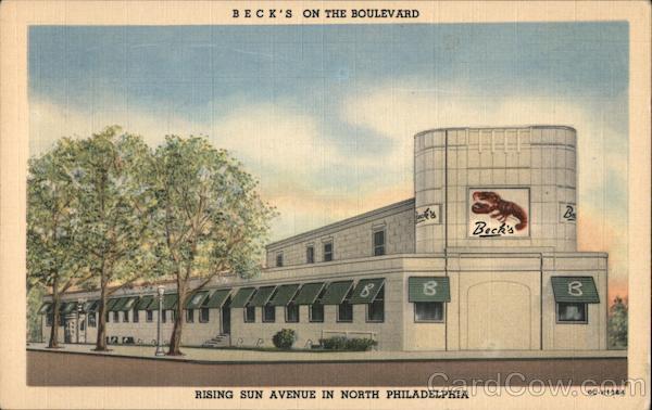 Beck's on the Boulevard Philadelphia Pennsylvania