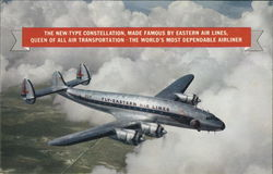 Fly Eastern Airlines - Constellation Aircraft
