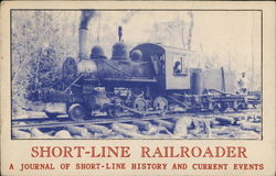 Short-Line Railroader Photo of Engine