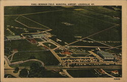 Bowman Field, Municipal Airport