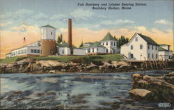 Fish Hatchery and Lobster Rearing Station