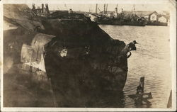 Remains of Ship