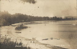 Shore Scene, Ossipee Lake