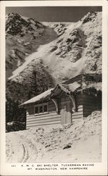 AMC Ski Shelter, Tuckerman Ravine