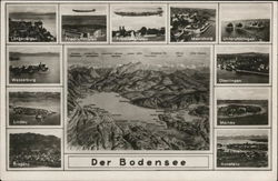Views of Der Bodensee