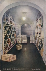 The Queen's Doll House - Wine Cellar