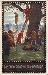 Scene of a Hanging