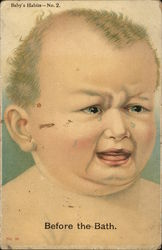 Baby's Habits No.2- Baby crying