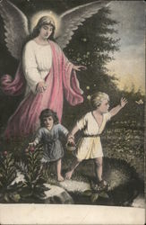 Children with Guardian Angel