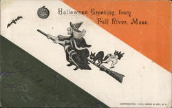 Halloween Greeting From Fall River, Mass