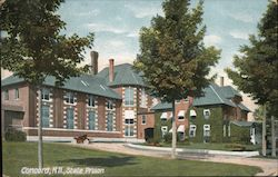 New Hampshire State Prison Postcard