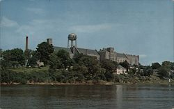 Kentucky State Penitentiary Postcard